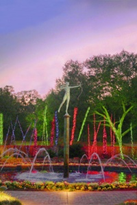 colorful Brookgreen Gardens Myrtle Beach
